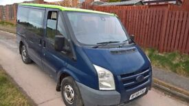 FORD TRANSIT 2.2 TDI TOURNEO-TREND 9 SEATER