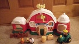 My Little Farm Play Set