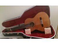 Manuel Contreras 2009 Spanish Made Classical Guitar.