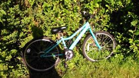 child bike for sale in good condition. Ready to ride, good tyres and smart