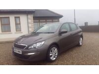 2014 Peugeot 308 Active 1.6 Hdi 90Bhp........LOVELY CAR