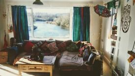 Room in Beautiful Flat (Central Exeter)