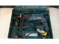 Bosch hammer drill 110volt