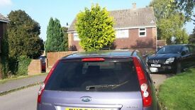Ford fiesta looking for a loving new home