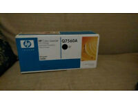 Printer cartridge for HP Laserjet 3000 (Q7560A)