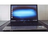 "HP G70 17"" HDMI WiFi enabled WebCam Intel Core2 Duo 2.16GHz 3GB RAM 250GB HDD DVDRW Good Battery"