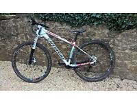 CANNONDALE F29 1 (FLASH ALLOY) 2013