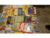 30 kids books, all very good condition