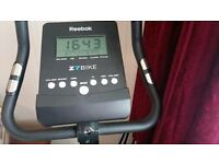 REEBOK Z7 EXERCISE BIKE IN VERY GOOD CONDITION - £100 o.n.o