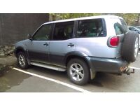 Nissan terrano breaking all parts available