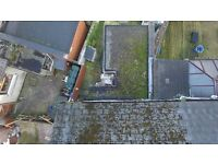 Aerial photography,Cost effective access solutions for your roofing needs.