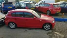 BMW 120i 5 door hatchback