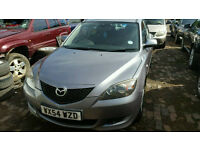 Mazda3 1.6 diesel breaking for parts