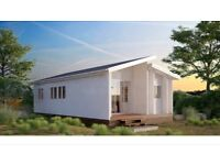 Modern cabin homes