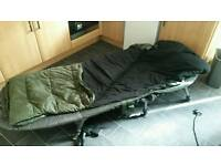 Cyprinus bivvy bed + tf gear bag