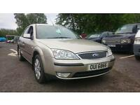2005 Ford Mondeo TDCI only 64200 miles
