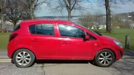 Vauxhall Corsa CDTI , 5 Dr hatch , very low mileage , 2 lady owners.