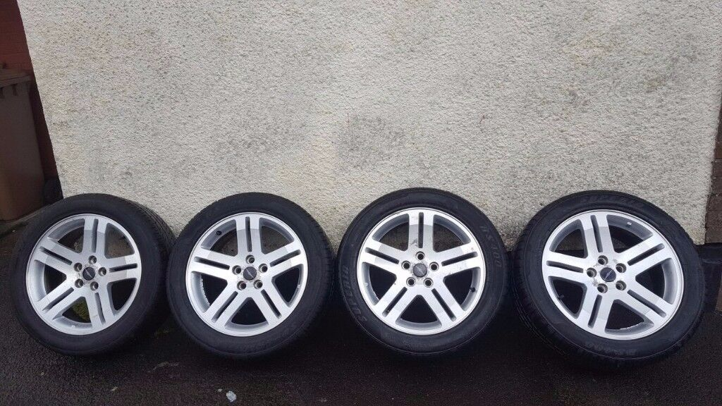 R18 Alloys Wheels