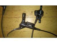 Tektro hydro brake set