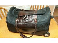 Brighton holdall/travel bag