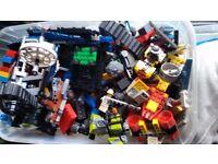 Large Lot of Lego - 3kg