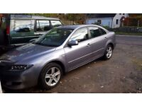 Mazda 6 good winter or family car