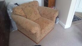 Large Comfy Sofa Chair Free to good home