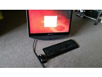 Packard Bell All in One Touch Screen PC