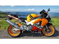 Repsol 929rr Fireblade (Fuel injected model)