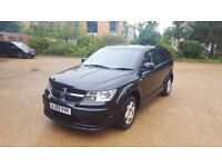 Dodge Journey 2.4 SE 5 Door, Low mileage 7 seater family car. Absolute Bargain, Only £3995 ono