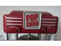 GREAT HIGH QUALITY COUNTERTOP POPCORN MACHINE, USED, GREAT CONDITION, COLLECTION ONLY