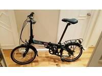 Dahon vybe folding bike not giant Brompton Tern carrera
