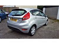 2011 FORD FIESTA 1.25, 5DR, 51K MILES, 12 MONTHS MOT, 2 KEEPERS, 2 KEYS, MINT CONDITION