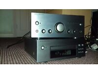 Wharfedale Separates Set Amp/6+1 CD Player