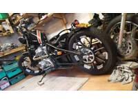 Kawasaki 440 bobber