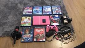 Ps2 pink edition