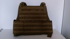 Airsoft / Paintball / Cosplay Plate Carrier and Pouches