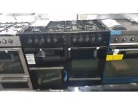 Brand New Range Cookers with manufacturer's warranty from only £399