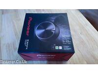 Pioneer SE-MJ722T-K Headphone with Microphone - Black