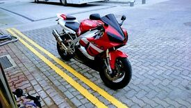 2001 R1 looking to swap.