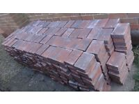 18.6 Square Metres (636) of New Block Paving each 210mm x 140mm x 60mm