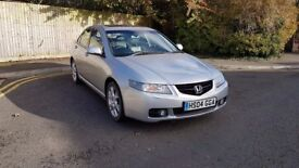 HONDA ACCORD DIESEL 2.2 CTDI EXECUTIVE 117K (new chain fitted at 107k)