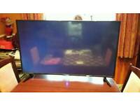 "Blaupunkt 43"" Full HD Smart TV with Freeview and built in media player and Wifi."