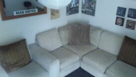 Changrable sofa. Good condition. Perhaps a clean my be needed.
