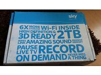 Sky + HD 2TB Box