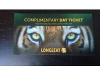 Longleat family pass any date