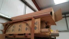 Rolls industrial sandpaper
