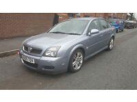 05 Vauxhall vectra 1.9 cdti.sri 150 bhp low mileaged moted