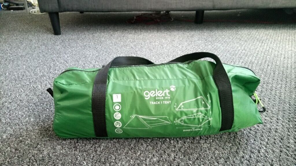 best service 7c114 04350 Gelert Solo One Man tent - great condition.   in Crouch End, London    Gumtree