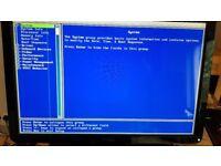 Dell Monitors x 3 (faulty/parts)